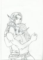 Hold me by Sariah14