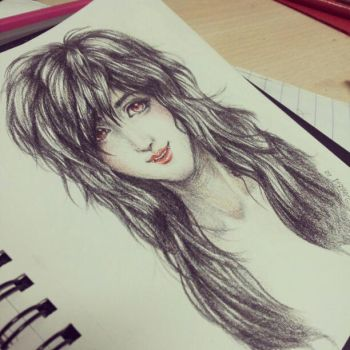 MARCELINE - instagram by labbid