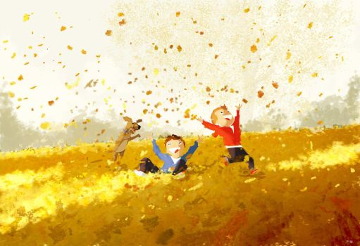 Last day before Christmas. by PascalCampion