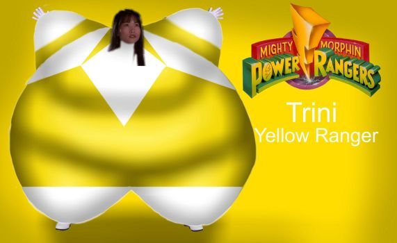 Power Balloons: Trini by Jinglevellrock