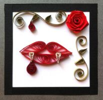 Vampire Fangs and Thorns by SpiralArtisan