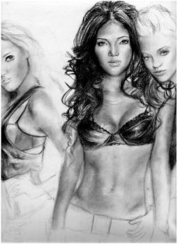 The pussycat dolls unfinished by lp8