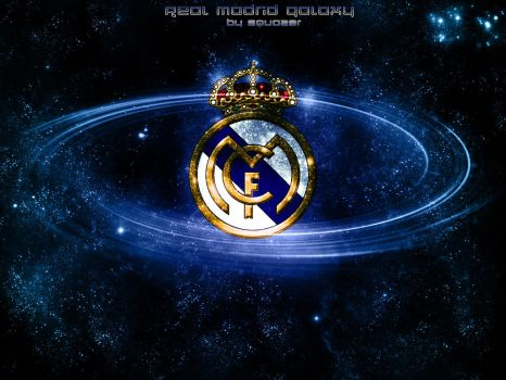 Real Madrid Galaxy by real-squazer