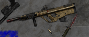 M5A1 Close Quarters Infantry Rifle (Old, Gen-3) by SomeNavySEALs