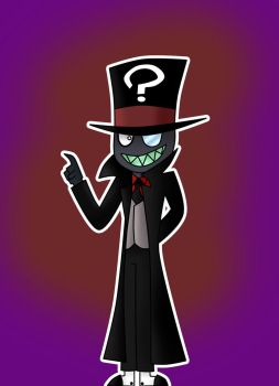 Black Hat (Previous design Style) by ChosySan