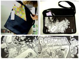 laptop bag by Bobsmade