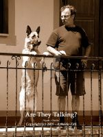 Are They Talking? by Arnaldo-aka-Homer