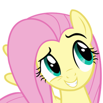 Fluttershy before Flutterbat [Vector] by Kana-The-Drifter