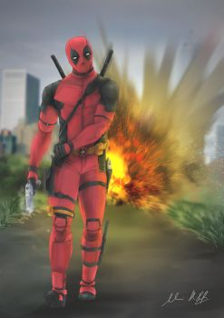 Innocent Deadpool by Frostbite194