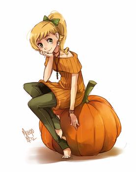 pumpkin by meago