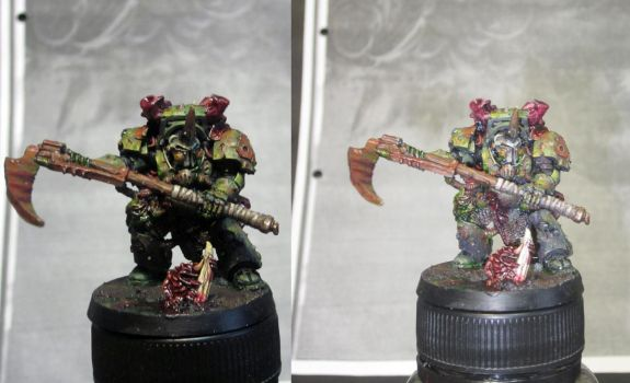 Typhus : with or without flash by ignika24