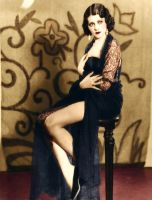 Fay Webb - Colorize by Tricia-92