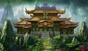 temple by tjkdys