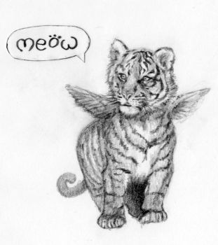 meow by IYIaglin