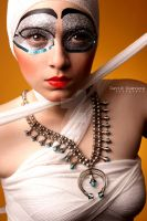 The resurrection of Cleopatra by Davo15