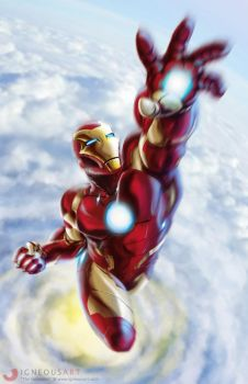 Iron Man, the Invincible by ogi-g