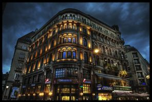Blinded by the Lights HDR by ISIK5