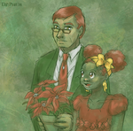 BICP - Poinsettias by ErinPtah