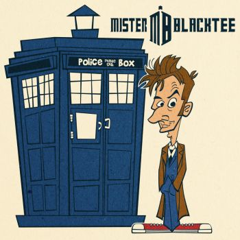 Tenth Doctor by marisolivier