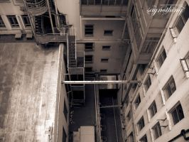 Perspective in architecture 02 by SAYN0THING