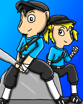 TF2: Billy and Chelsea by Hallu-Positronium