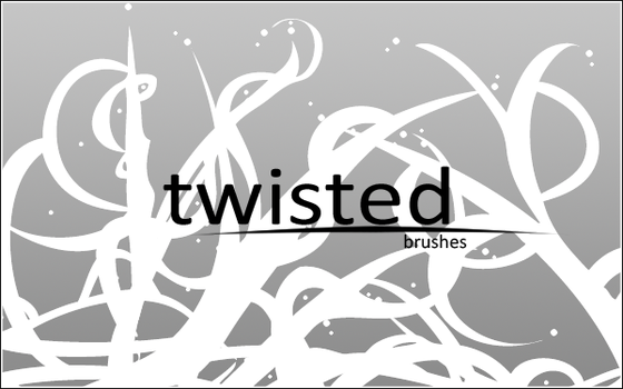 Twisted Brushes by starrily