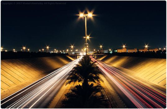 Cruis speed by KhaledPhotography