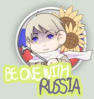 Be One With Russia by RabbitL