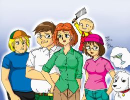He's Our Family Guy by Kurumi-Lover