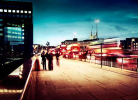 London Vibe by sican