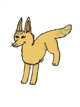 Fennec fox form request by StormyRiver