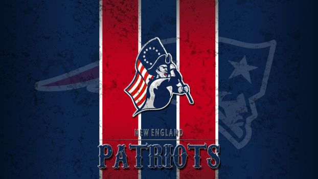 New England Patriots by BeAware8