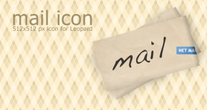 Mail icon by plonko