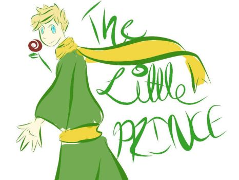 The Little Prince by CandyKieran