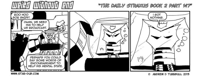 The Daily Straxus Book 2 Part 147 by AndyTurnbull