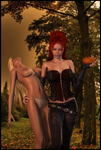 virgins and pumpkins by cryptic-sacrifice