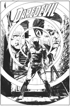 Daredevil Show by thisismyboomstick