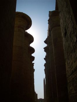 The Temple of Karnak by SirLordAshram