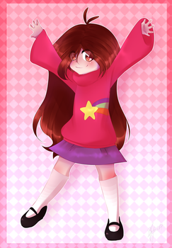 Mable Pines by Demon Galaxy by DemonGalaxy