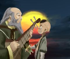 Iroh song by Solitaro-Ombra