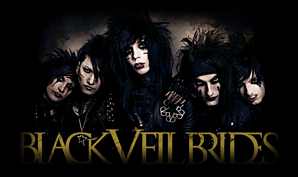 Black Veil Brides Background by Brandon-Wright