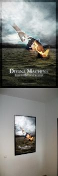 Divina Machina Poster by theKrisztian