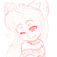 Kitteh Maid At Your Service! by myinsanebestfriend