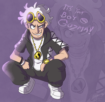 IT'S YOUR BOI, GUZMA by Insaneus
