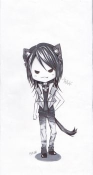 Chibi Wild by MikiClover