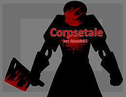 Corpsetale .:Cover:. by Atomic52