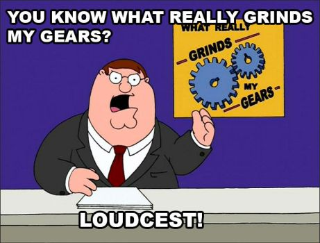 Grinds my Gears: Loudcest by Wildcat1999