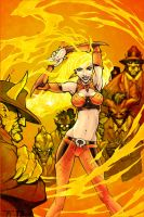 Shrugged by titaniumgorilla