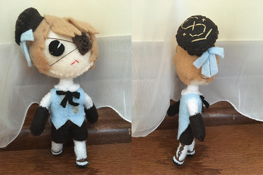 Oliver Plushie [Eat Me] by ha-nata