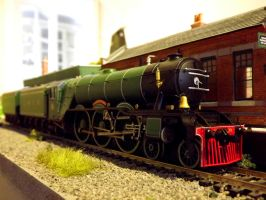 Flying Scotsman #1 by 2509-Silverlink